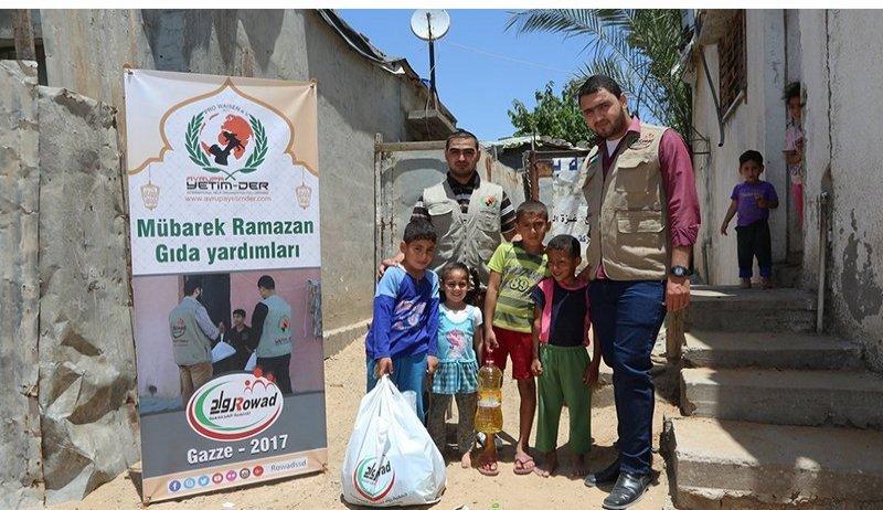 Lebensmittelhilfe im Gazastreifen