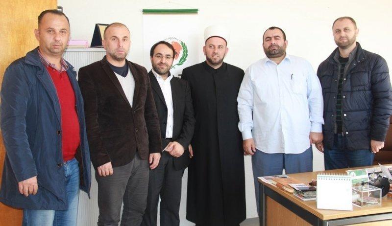 Gäste aus Montenegro zu Besuch bei der Pro-Waisen e.V.