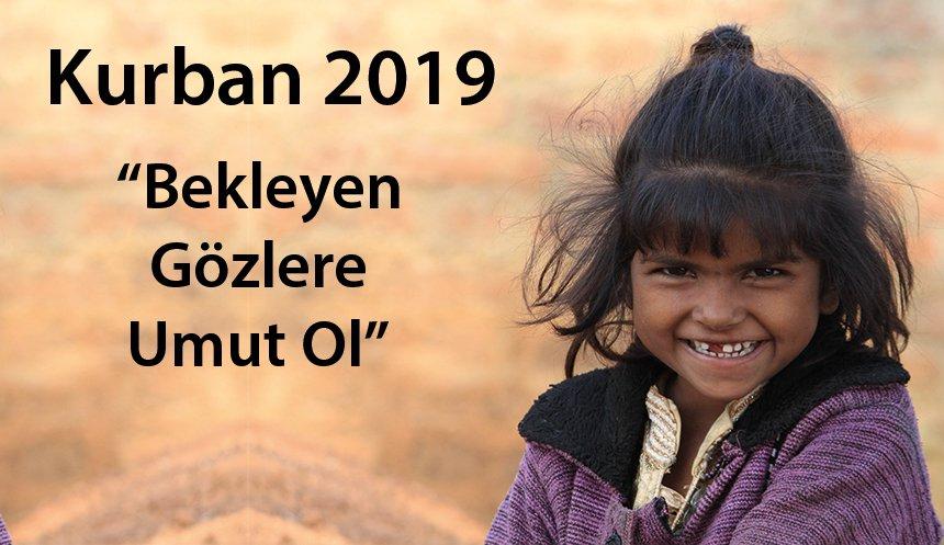 Avrupa Yetim-Der 2019 Kurban dönemi hazırlıklarına başladı