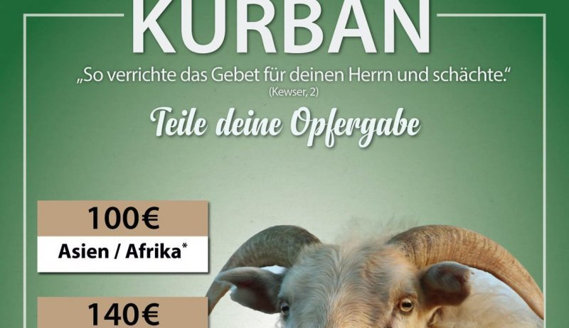 Kurban/Kurbani 2020