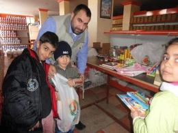Fakir Öğrencilere Kırtasiye Yardımı