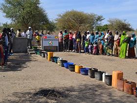 Avrupa Yetim-Der Uganda'da su kuyusu açtı