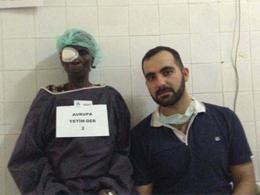 Nijer'de Katarakt Ameliyatı