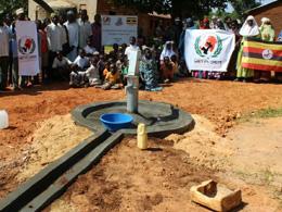 Avrupa Yetim-Der Afrika'da Su Kuyusu Açtı