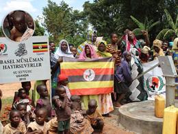 Avrupa Yetim-Der Afrika'da 2 Su Kuyusu Daha Açtı