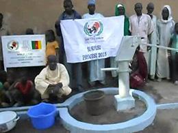 Afrika'da Yeni Su Kuyuları Açıldı