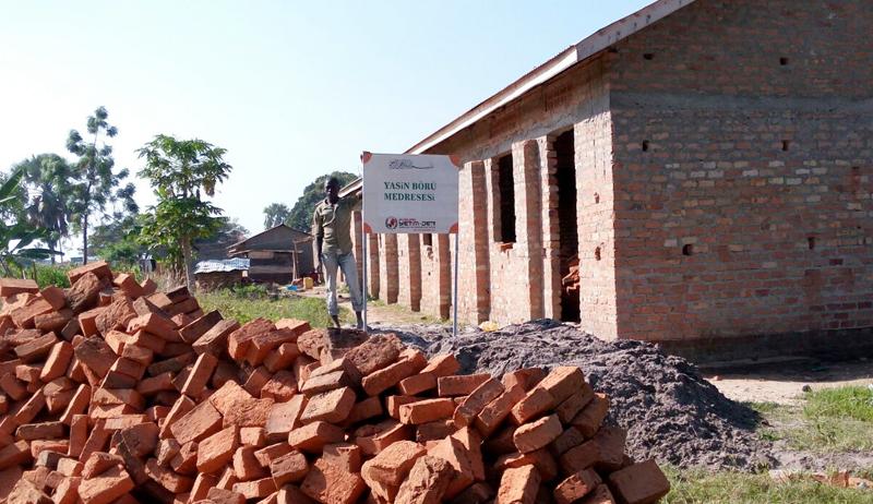 Yasin Börü'nün İsmi Uganda'da Yaşatılacak