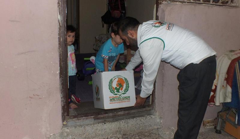 Projekt Lebensmittelpaket Ramadan 2016