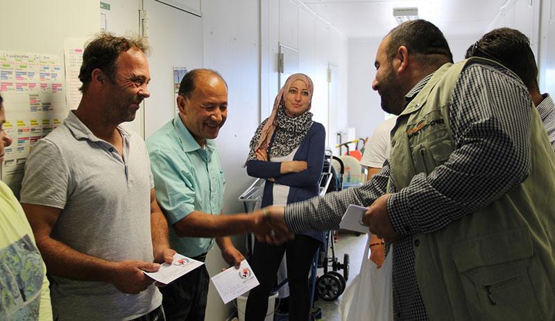 Flüchtlingshilfe in Schopfheim